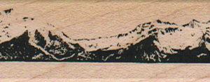 Mountain Range 1 x 4 1/4-0