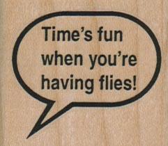 Time's Fun/Balloon 1 3/4 x 1 1/2-0