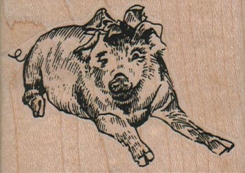 Pig Bow 2 1/2 x 1 3/4-0