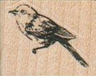 Bird Facing Left/Small 1 x 3/4-0