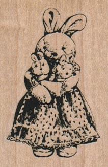 Bunny Mama/Small 1 1/2 x 2 1/4-0