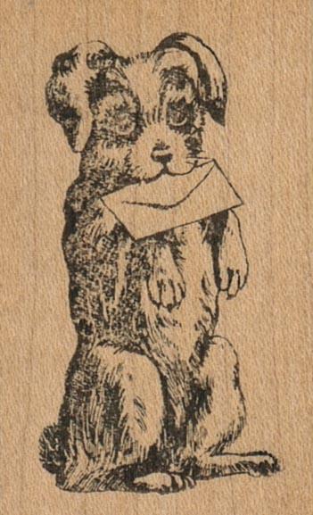 Dog Envelope/Small 1 1/4 x 2-0