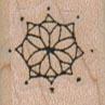 Design/Flower Star 3/4 x 3/4-0