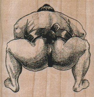 Sumo Squatting 2 1/4 x 2 1/4-0