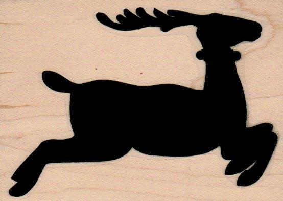 Reindeer 2 3/4 x 3 3/4-0
