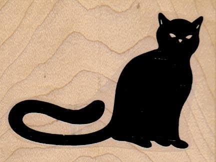 Black Cat/Long Tail 3 x 2 1/4-0