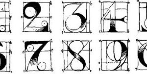 Steampunk Numbers (Unmounted)-0