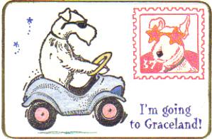 Way Kewl Terrier Postoid 1 3/4 x 1 3/4-33269