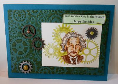 Einstein 2 x 2 1/4-32293