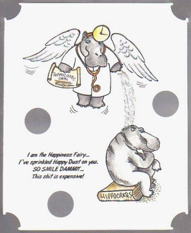 Dr. Hippo 2 3/4 x 3-33262