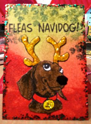 Fleas Navidog 3/4 x 2 1/2-32277
