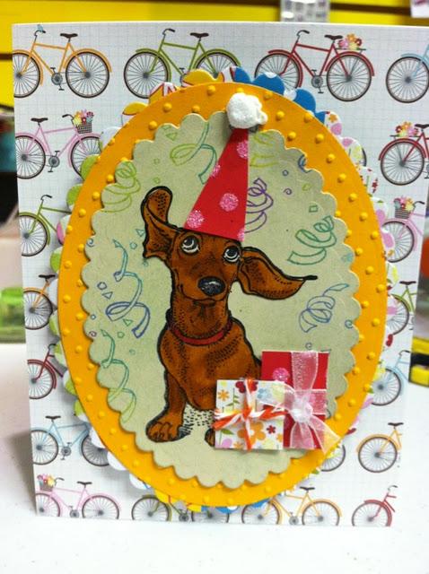 Dog Ears Flying 2 1/4 x 3 1/4-32275