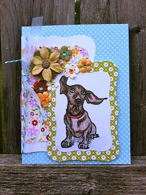 Dog Ears Flying 2 1/4 x 3 1/4-35293