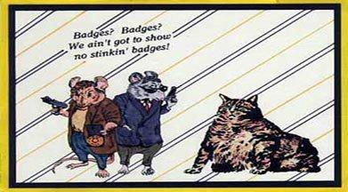 Fat Cat 2 1/2 x 2-32059