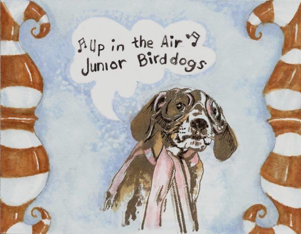 Aviator Beagle Dog 2 x 2 1/2-33215