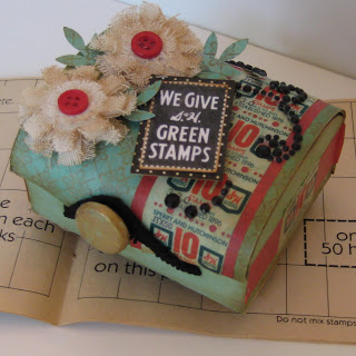We Give S & H Green Stamps 1 1/4 x 1 3/4-37382