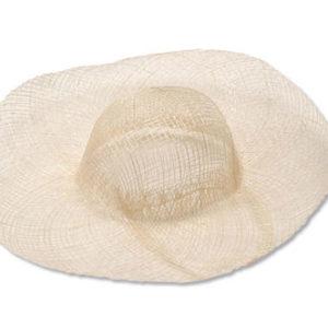 """Sinamy Hats 2"""" Natural-0"""