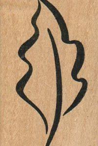 Denami Designs Leaf 1 1/2 x 2 3/4-0