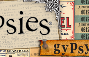 7 Gypsies Carte Postale-0