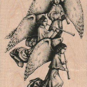 Angel Trio 3 1/2 x 4 1/4-0