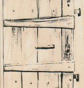 Wooden Door 3 x 3 1/2-0