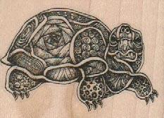 Tangle Turtle 2 1/2 x 1 3/4