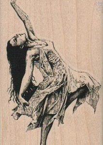 Dancing Lady 2 1/4 x 3 1/2-0