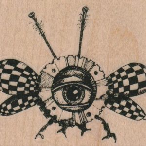 Flying Eye Insect 2 3/4 x 2 1/4-0
