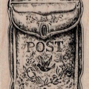 Vintage Letterbox 2 x 2 1/2-0