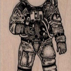 Astronaut 1 3/4 x 3-0