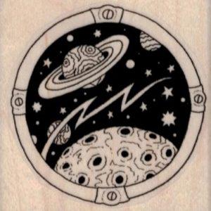 Space Scene 2 x 2-0