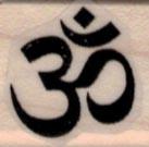 Namaste Symbol 3/4 x 3/4-0