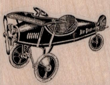 Toy Airplane 2 x 1 1/2