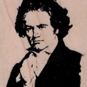 Beethoven 2 1/4 x 2 3/4-0