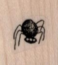Creepy Tiny Spider by Leslie Wood 3/4 x 3/4-0