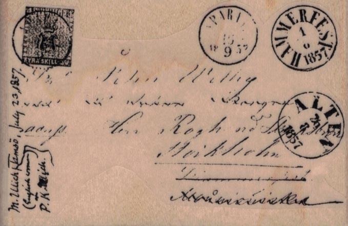 Postcard-ATC Size 3 1/2 x 2 1/4