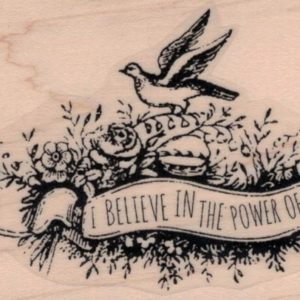 Today I Believe by Cat Kerr 2 1/4 x 5-0