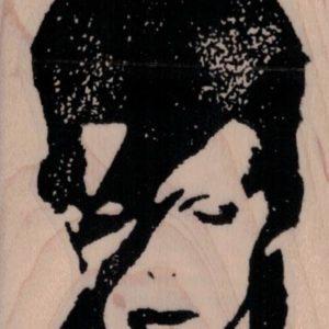 Banksy David Bowie 2 1/4 x 3-0