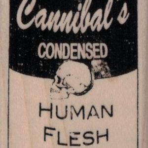 Cannibal's Condensed Human 1 3/4 x 2 3/4-0