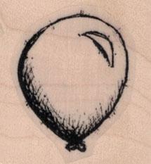 Balloon by Tera Callihan 1 1/4 x 1 1/4