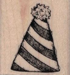 Party Hat by Tera Callihan 1 1/4 x 1 1/4