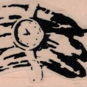 Banksy Banana Bomb 1 3/4 x 2 3/4-0