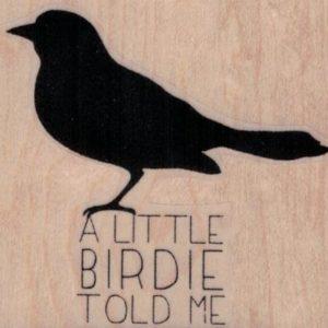 A Little Birdie 2 1/2 x 2 1/4-0