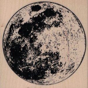 The Moon 3 1/2 x 3 1/2-0
