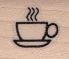 Tiny Coffee Cup 3/4 x 3/4-0