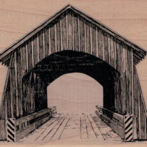 Covered Bridge 4 1/2 x 4 3/4-0