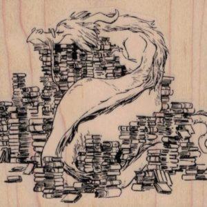 Telkyn The Learned by Brian Kesinger 3 3/4 x 3 1/4-0