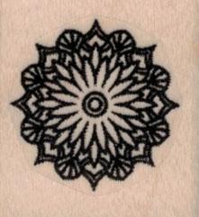 Small Mandala 1 1/4 x 1 1/4