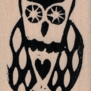 Ethos Owl by Tina Walker 1 3/4 x 2 1/2-0