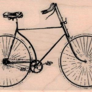 Vintage Bicycle 2 1/2 x 3 3/4-0